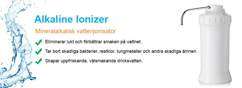 Alkaline Ionizer AOK 909