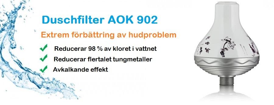 Duschfilter AOK-902