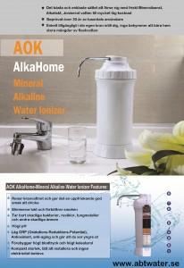 Alkalizer AOK-909 även benämnd AlkaHome